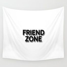 FRIEND ZONE Wall Tapestry