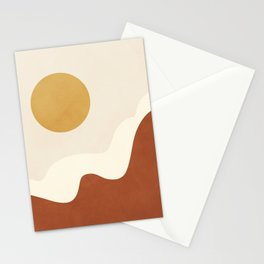 abstract minimal 40 Stationery Cards