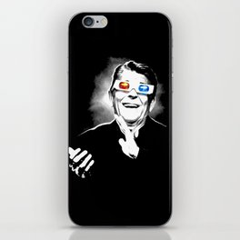 Reaganesque iPhone Skin