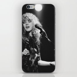Stevie Nicks poster iPhone Skin