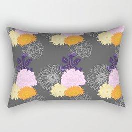 Sweet Florals Rectangular Pillow