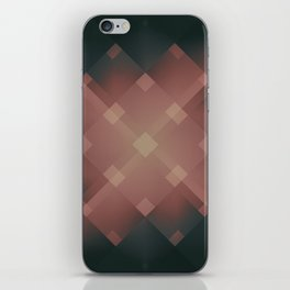 Geo Detachment iPhone Skin