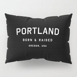 Portland - OR, USA (Arc) Pillow Sham