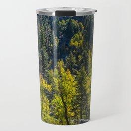 Sierra Mountain trail Travel Mug