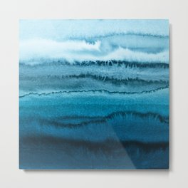 WITHIN THE TIDES - CALYPSO Metal Print