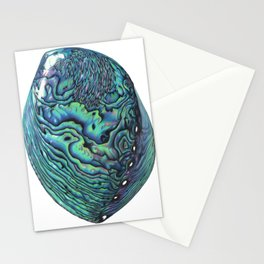 The Showstopper - NZ Paua Stationery Cards
