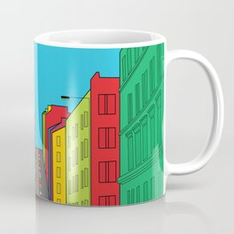 Tenement Hill Coffee Mug
