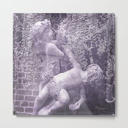 PHIPPS ANGELS Metal Print