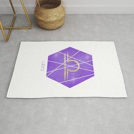 Libra - Zodiac sign Rug