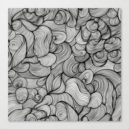 wave dream Canvas Print