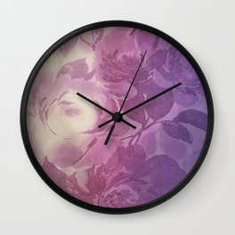 Please Miss Me Wall Clock