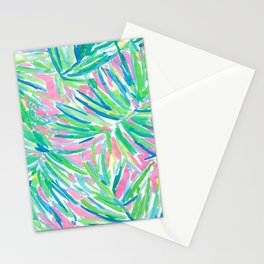 Lily inspired pastel Stationery Cards