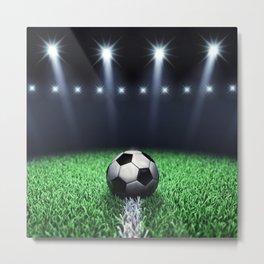 Football stadium Metal Print