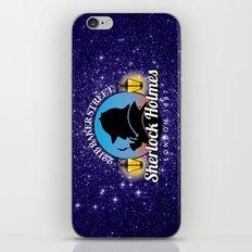 Sherlock Holmes Logo iPhone & iPod Skin