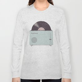 High Fidelity Toaster Long Sleeve T-shirt