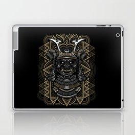 Samurai mask Laptop & iPad Skin