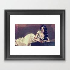 Lizzy Grant Framed Art Print