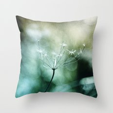 In Quest Of Throw Pillow