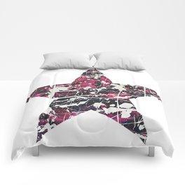 Hopkin's Bedtime - star Comforters