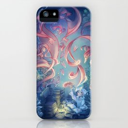 The Storyteller iPhone Case