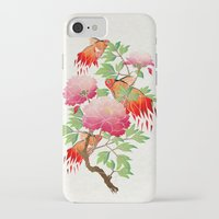 goldfish iPhone & iPod Cases featuring goldfish by Manoou