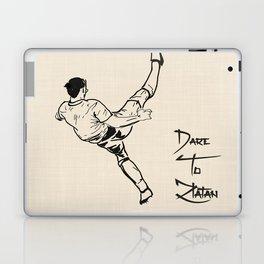 Dare To Zlatan 2 Laptop & iPad Skin