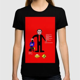 Vladimir Putin Decides Day T-shirt
