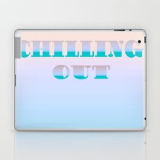 CHILLING OUT  2 Laptop & iPad Skin