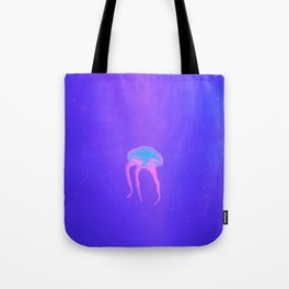 Neon Jelly Tote Bag