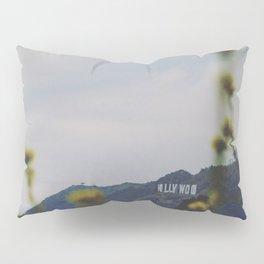 Quiet Hollywood Pillow Sham