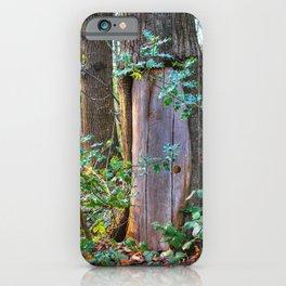 Portal To Wonderland iPhone Case