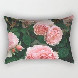 Dark Rose Rectangular Pillow