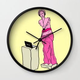 Venus of 2020 Wall Clock