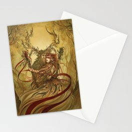 Beltane Stationery Cards