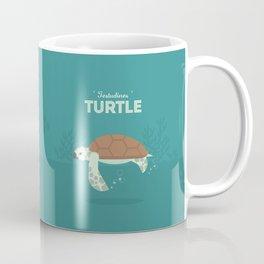 The Sea turtle Coffee Mug