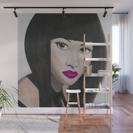 Nicki Wall Mural