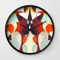 Happy Trip Wall Clock