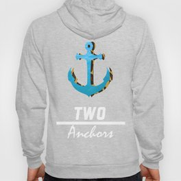 Wild Waters White Hoody
