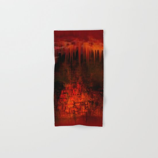 Cave 02 / Golden Fantasy in Palace / wonderful world 07-11-16 Hand & Bath Towel
