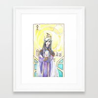 warcraft Framed Art Prints featuring Ancient by paramonos
