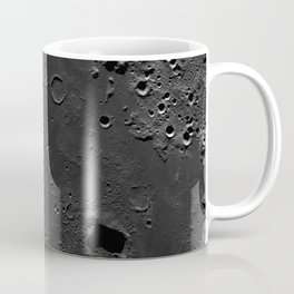 The Dark Side Of The Moon (Mare Moscoviense) Coffee Mug