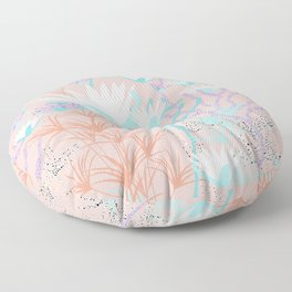 Lotus + Papyrus Garden Floor Pillow