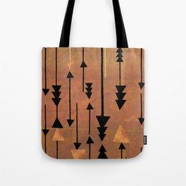 Decker Canyon Tote Bag