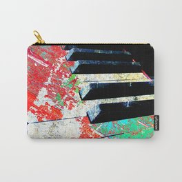 Piano Artwork Carry-All Pouch