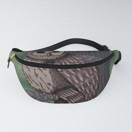 Owl Eyes on You Fanny Pack