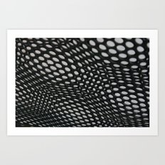 perforation 2 Art Print