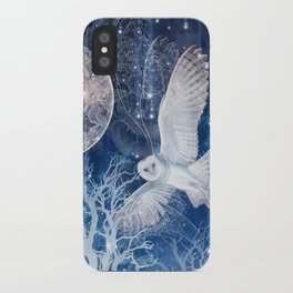 The Temple of the Full Moon iPhone Case