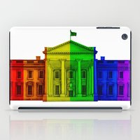 equality iPad Cases featuring Marriage Equality by End Of Prohibition