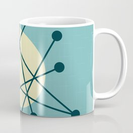 1950s atomic design Coffee Mug