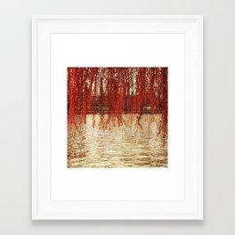 sauce Framed Art Print